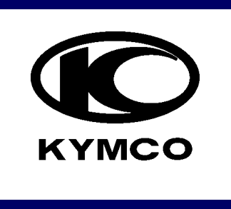 Kymco motorscooters